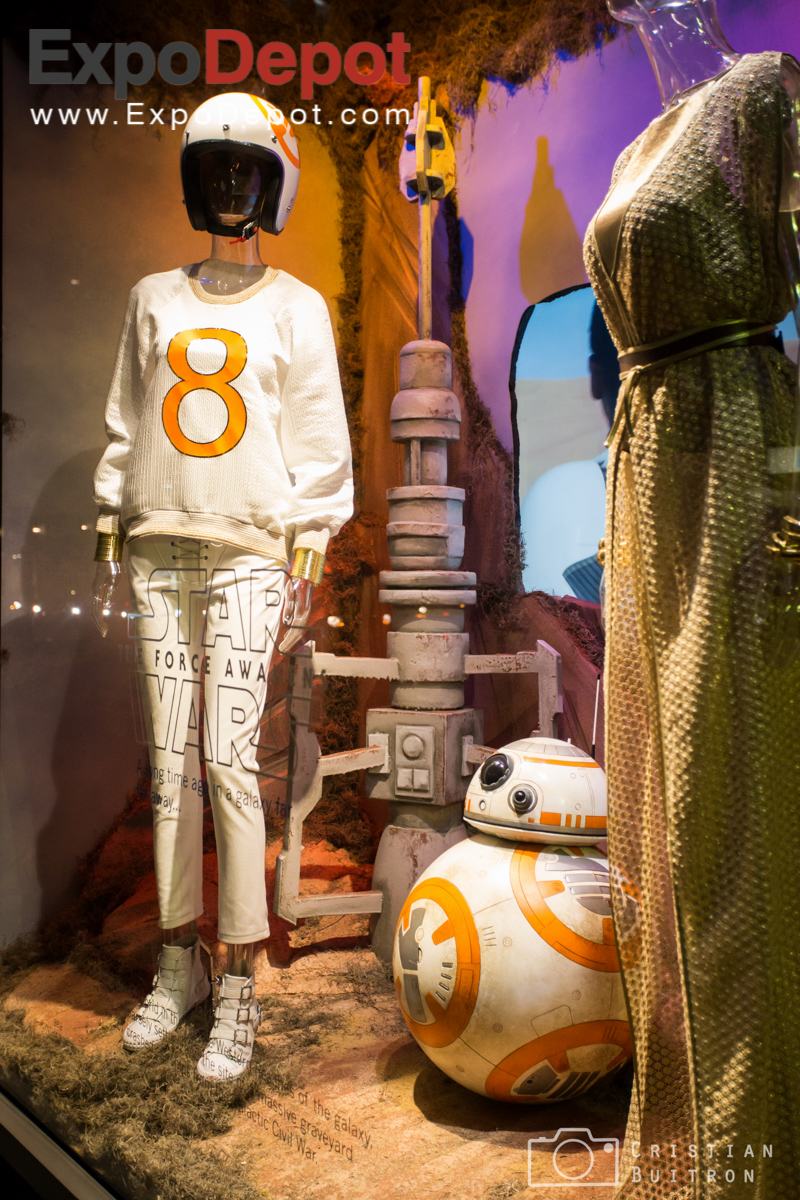 Jakku - #Force4Fashion