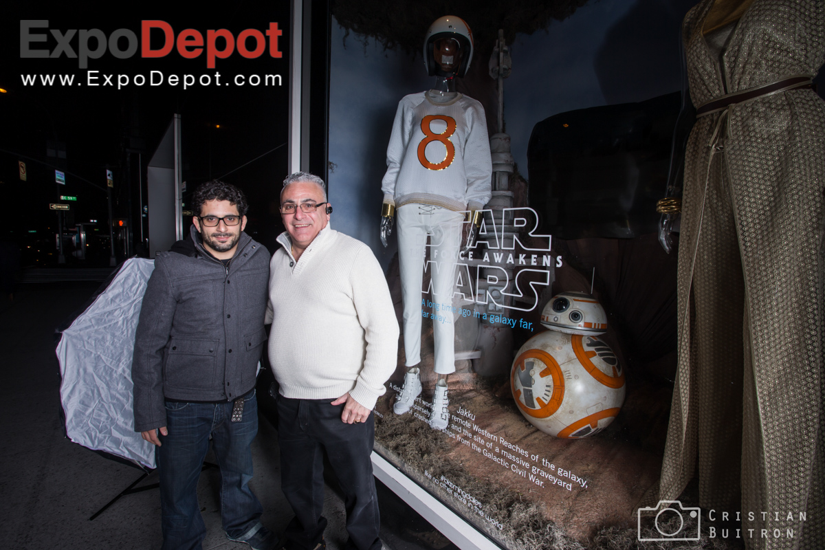 ExpoDepots' Ron Abbate & Gregory Abbate