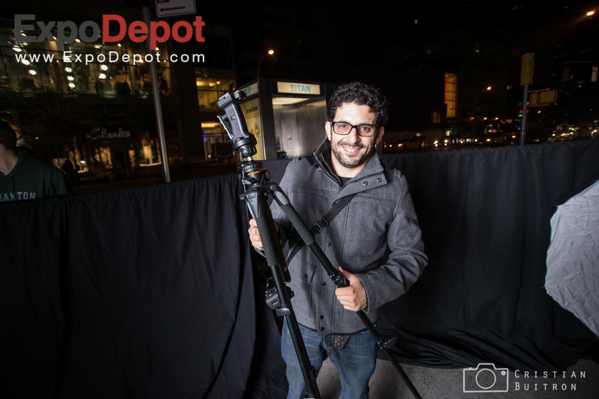 ExpoDepots' Ron Abbate